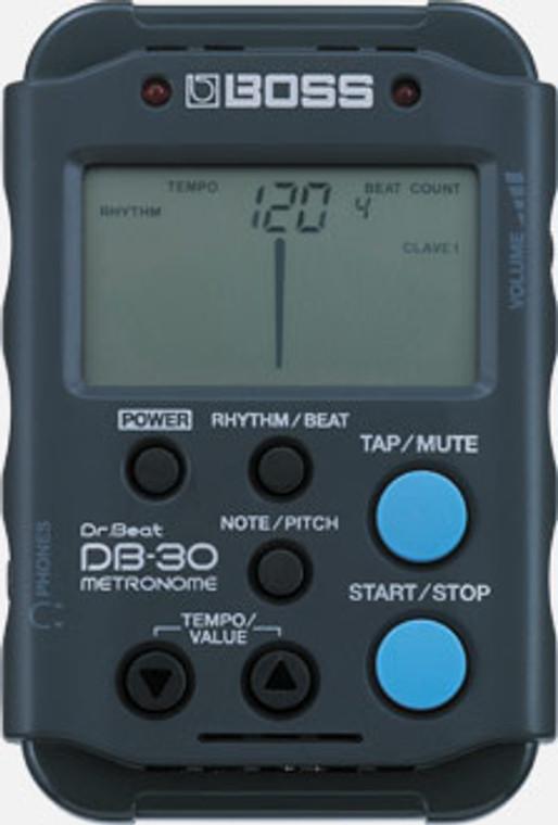 BOSS DB30 - Dr Beat Metronome