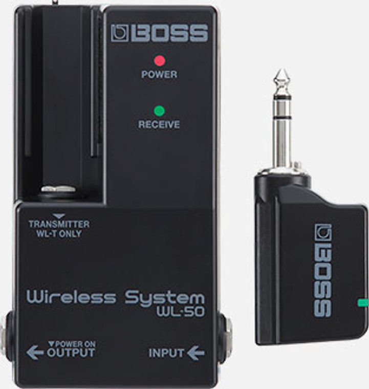 BOSS WL50 - GUITAR WIRELESS SYSTEM
