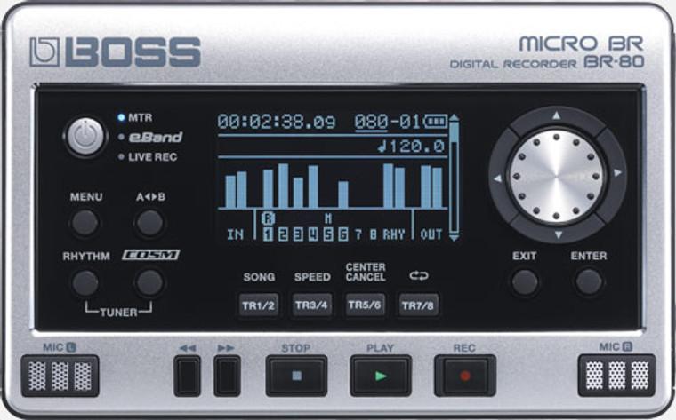 BOSS BR80 - Digital Recorder