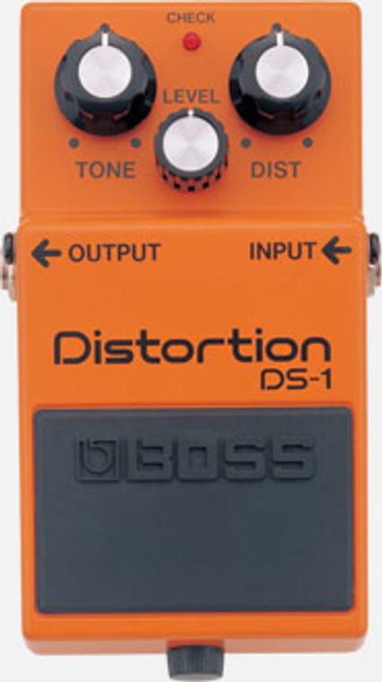BOSS DS1 - Distortion - Boss Compact