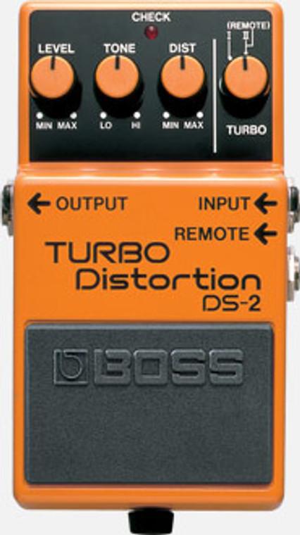 BOSS DS2 - Turbo Distortion - Boss