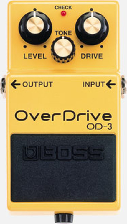 BOSS OD3 - Overdrive - Boss Compact