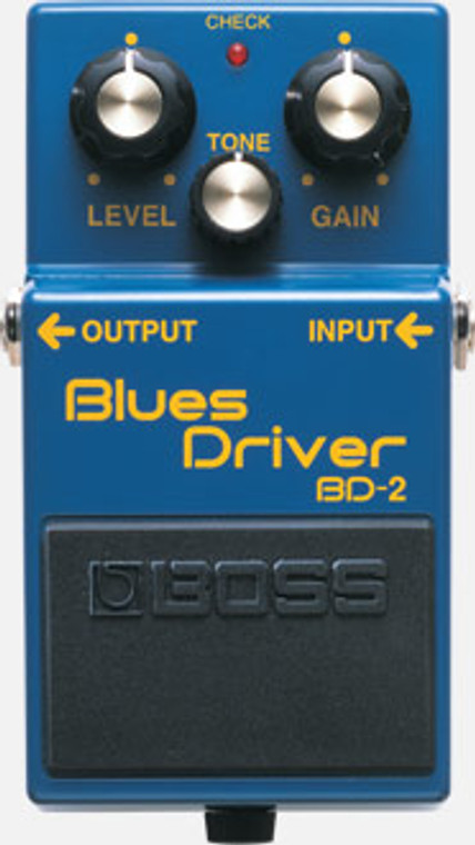 BOSS BD2 - Blues Driver - Boss Compact
