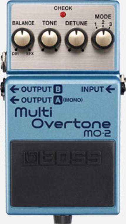 BOSS MO2 - Guitar Effects Pedal