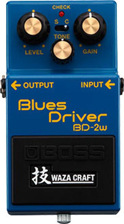 BOSS BD2W - Waza Craft Blues Driver