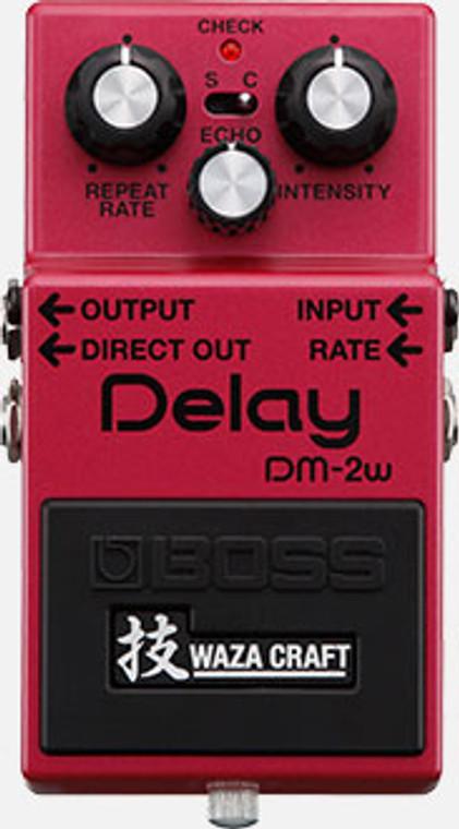 BOSS DM2W - Waza Craft Delay