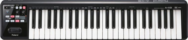 Roland A49BK - MIDI Keyboard Controller