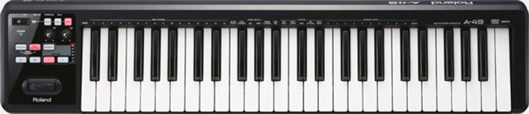 Roland A49WH - MIDI Keyboard Controller