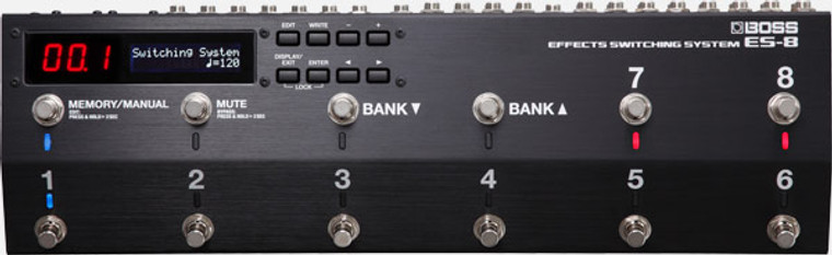 BOSS ES8 - Effects Switching System