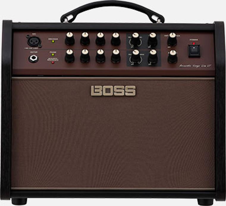BOSS ACSLIVELT - Acoustic Singer Gtr Amp Lite