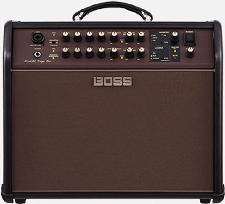 BOSS ACSPRO - Acoustic Singer Guitar Amp