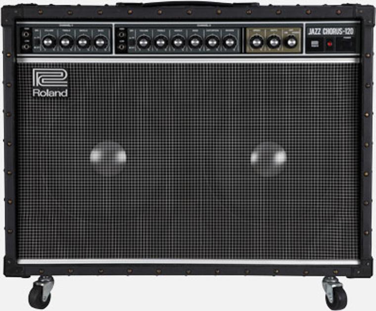 Roland JC120 - Jazz Chorus Guitar Amplifier