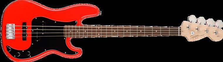 Fender AFFINITY SERIES PRECISION BASS PJ , Laurel Fingerboard, Race Red