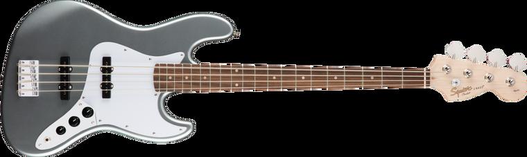 Fender Affinity Series Jazz Bass, Laurel Fingerboard, Slick Silver