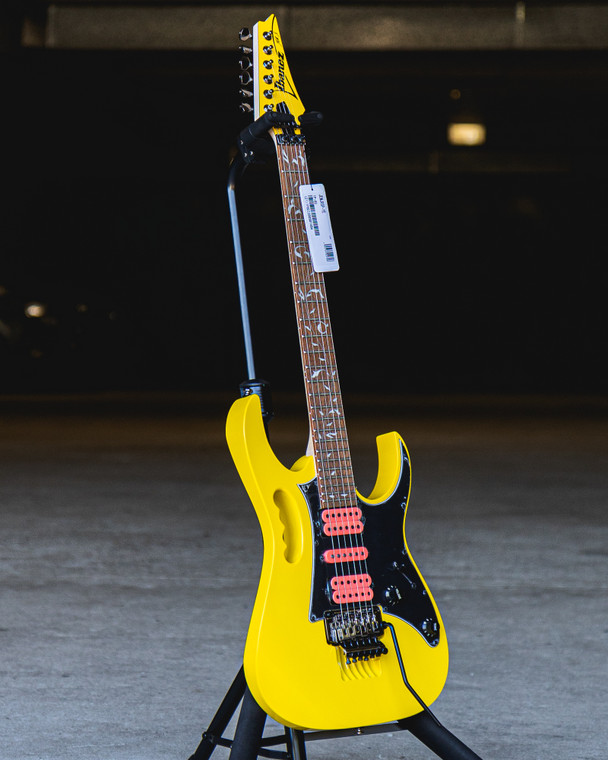 Ibanez Steve Vai Signature JEMJRSP - Yellow