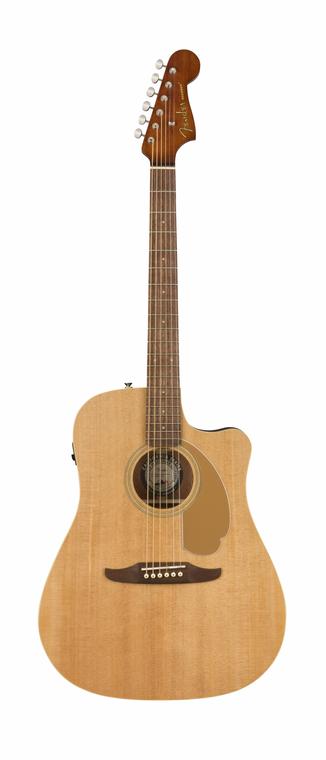 Fender Redondo Player, Natural WN Guitar World Ph 07 55962588