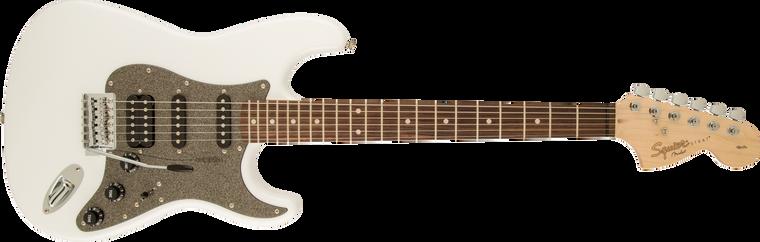 Fender Affinity Series Stratocaster HSS, Laurel Fingerboard, Olympic White