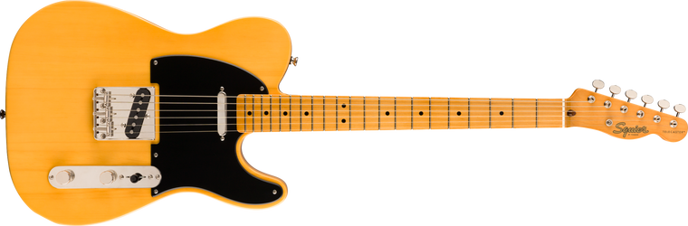 Squier Classic Vibe 50s Telecaster, Maple Fingerboard, Butterscotch Blonde