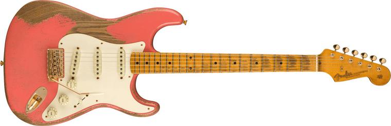 Fender 2021 GREG FESSLER MASTERBUILT '57 STRATOCASTER HEAVY RELIC
