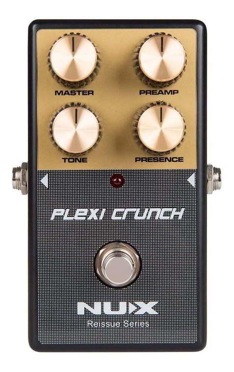 NUX Reissue Series Plexi Crunch Guitar Effects Pedal