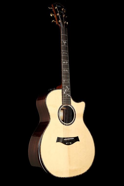 Taylor 914ce LTD Bearclaw Engelmann Spruce / Indian Rosewood Acoustic Electric Guitar