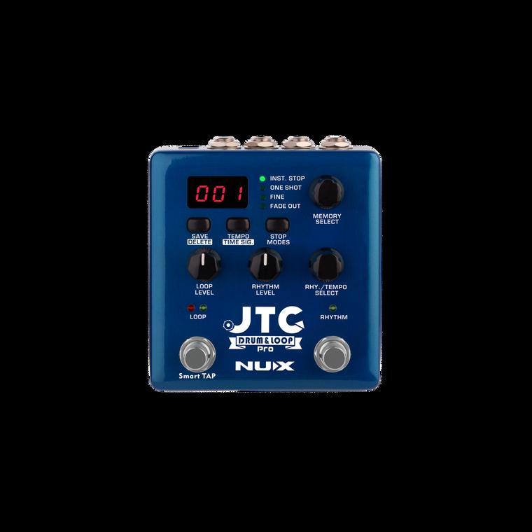 NUX NDL-5 JTC Drum & Loop PRO Dual Switch Looper Pedal