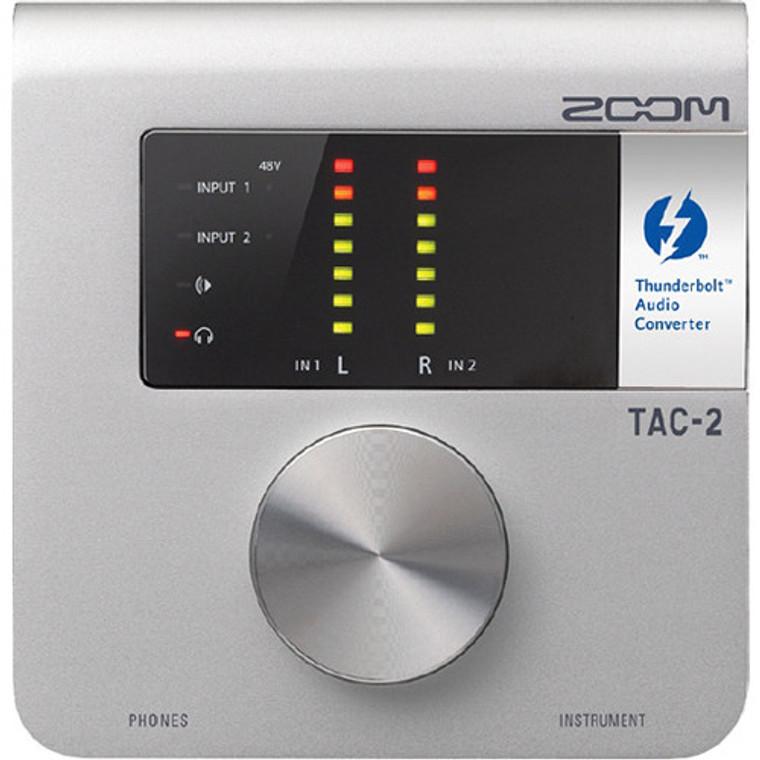 Zoom TAC-2 Thunderbolt Audio Interface