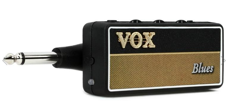 Vox amPlug 2 Blues Headphone Guitar Amp