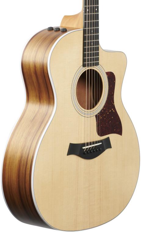 Taylor 214ce Koa Guitar World Qld Ph  07 55962588