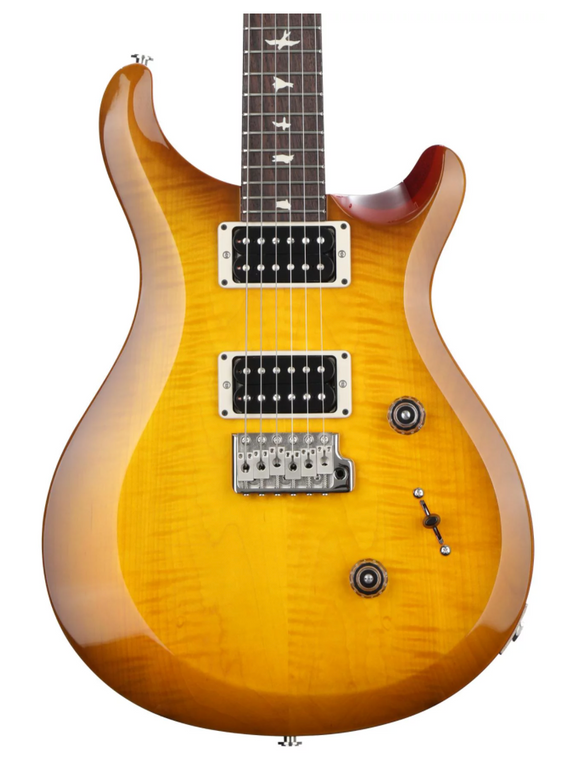 PRS S2 Custom 24 Electric Guitar - McCarty Sunburst