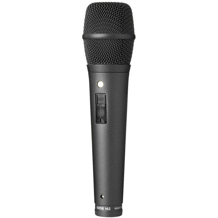 Shop online now for Rode M2 Live Performance Condenser Microphone . Best Prices on RODE in Australia. Guitar World. Electric Guitars