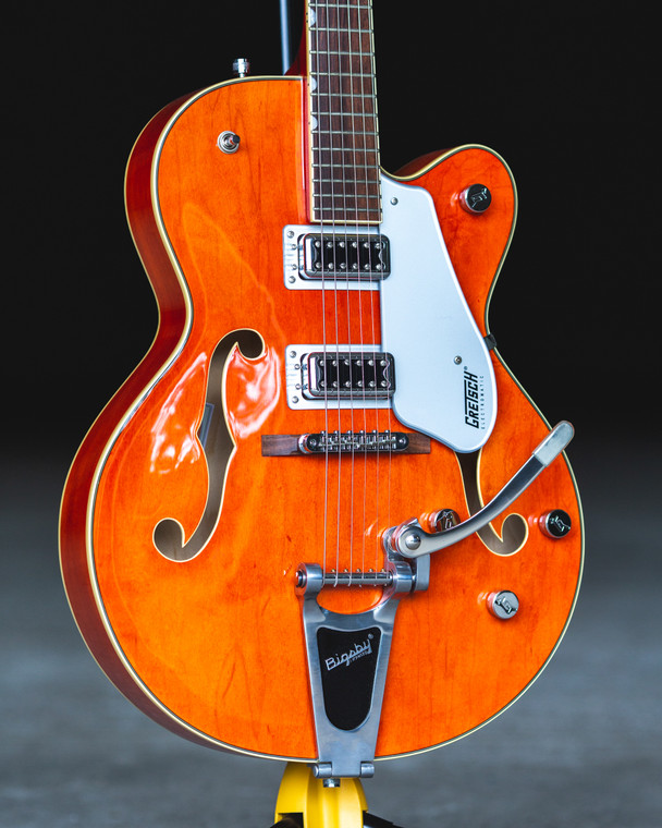 GRETSCH G5420T ORANGE STAIN HOLLOW BODY ELECTRIC GUITAR
