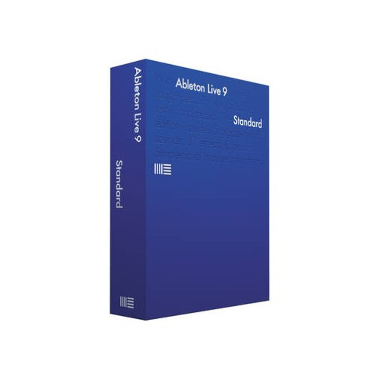 Ableton Live 9 Standard Music Creation Software