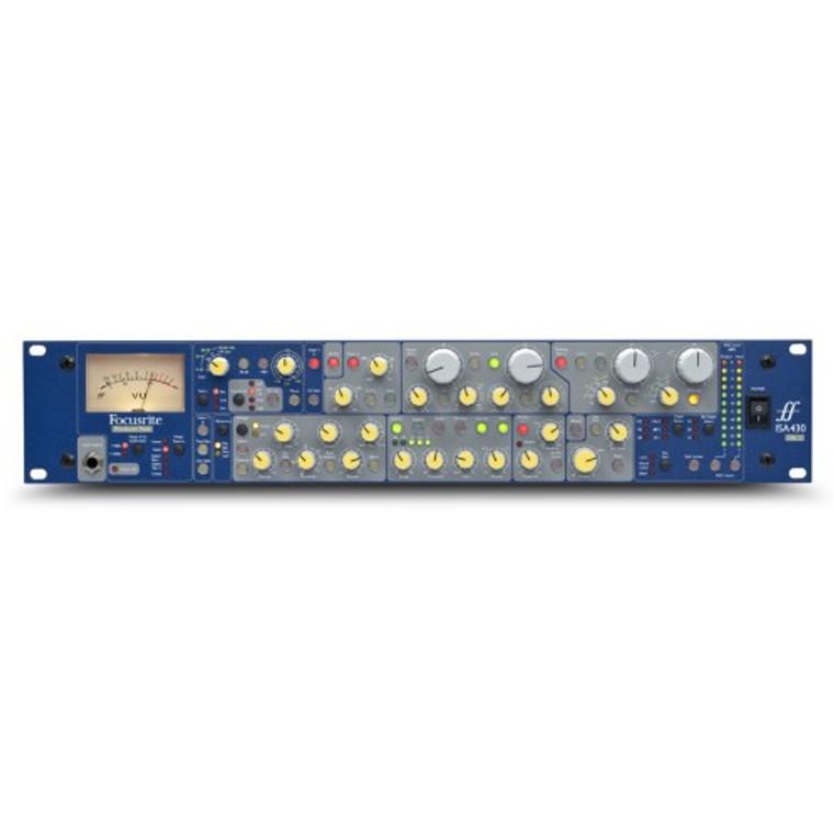 Focusrite ISA430 MKII Channel Strip Guitar World Australia Ph 07 55962588