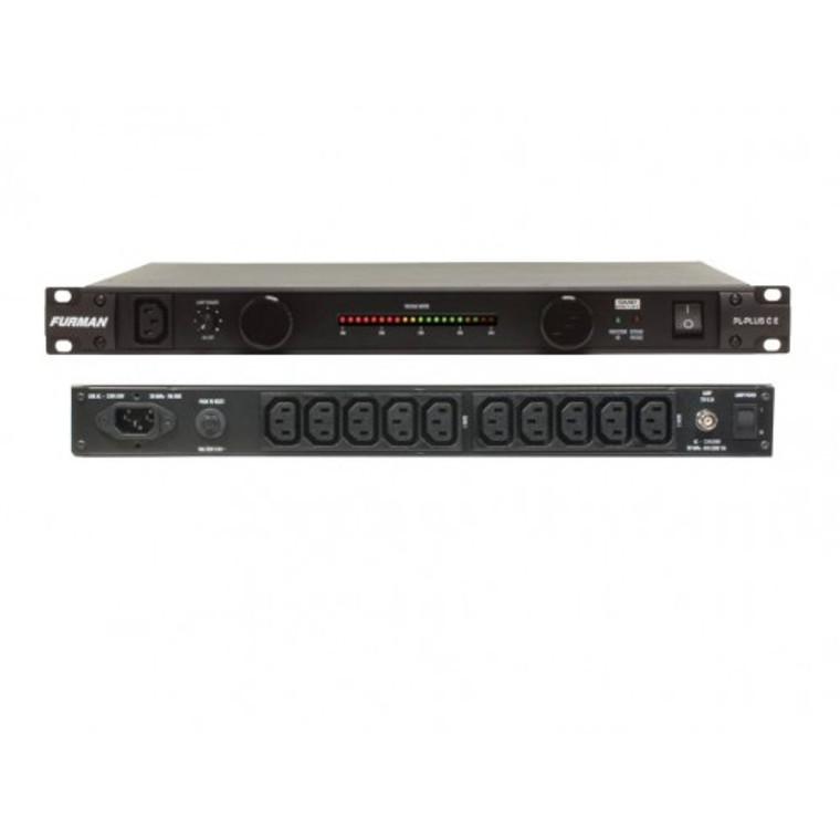 Furman PL-PLUS CE Power Conditioner w/lights & Voltmeter (PLPLUS CE)