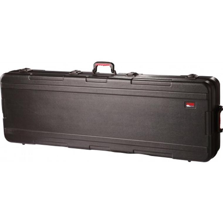 Gator ATA Molded 76-Note Keyboard Case w/ TSA Latches & Wheels