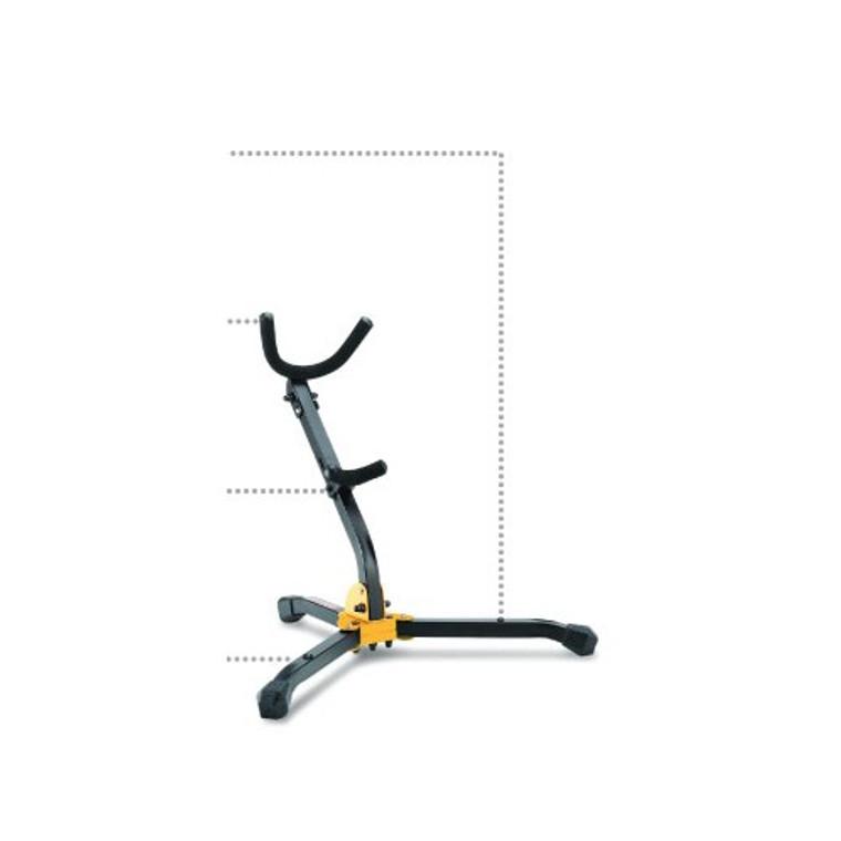 Hercules Alto or Tenor Sax Stand 05/DS530BB