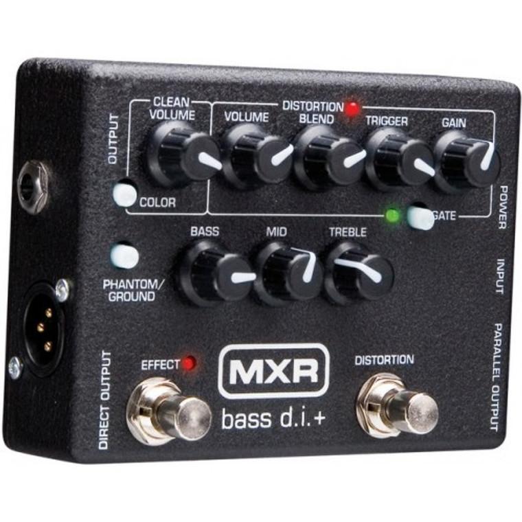 MXR bass DI plus