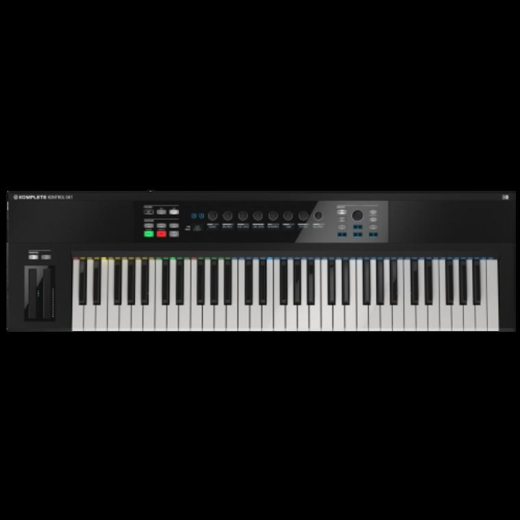 Native Instruments Komplete Kontrol S-Series S61 61 key Controller Keyboard Guitar World Australia Ph 07 55962588