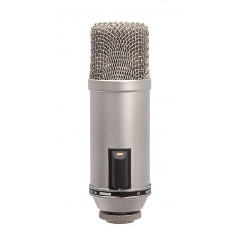 RODE Broadcaster Studio Broadcast Microphone