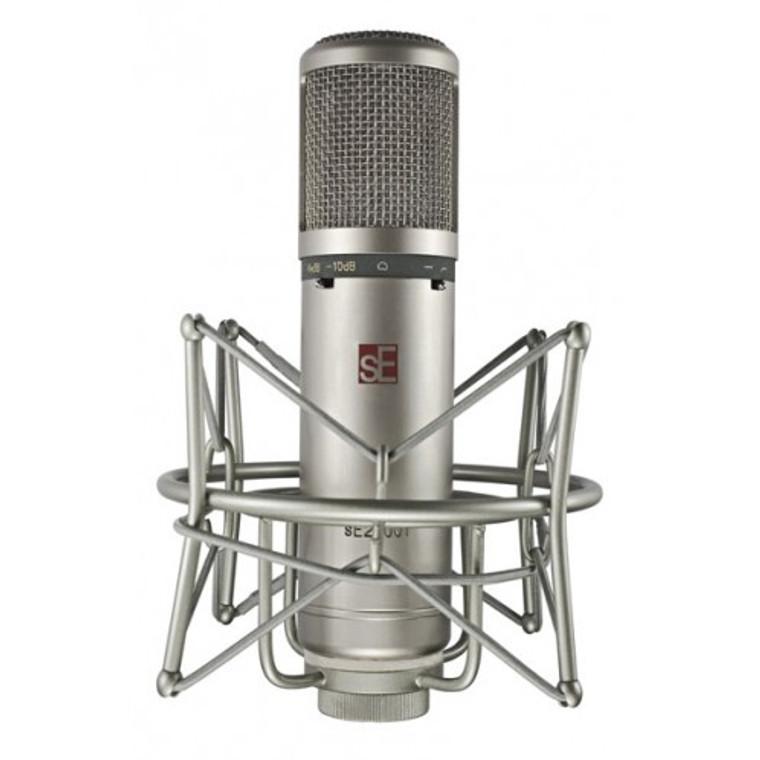 sE 2200T Cardioid Tube Studio Microphone