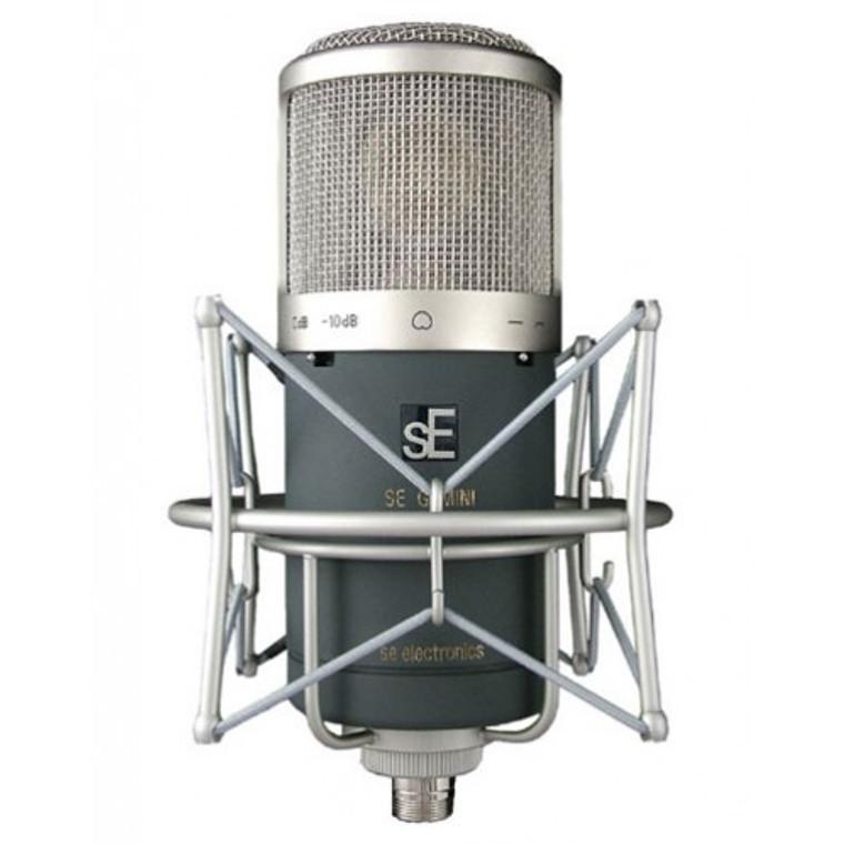 sE Gemini-II Dual Tube Studio Microphone