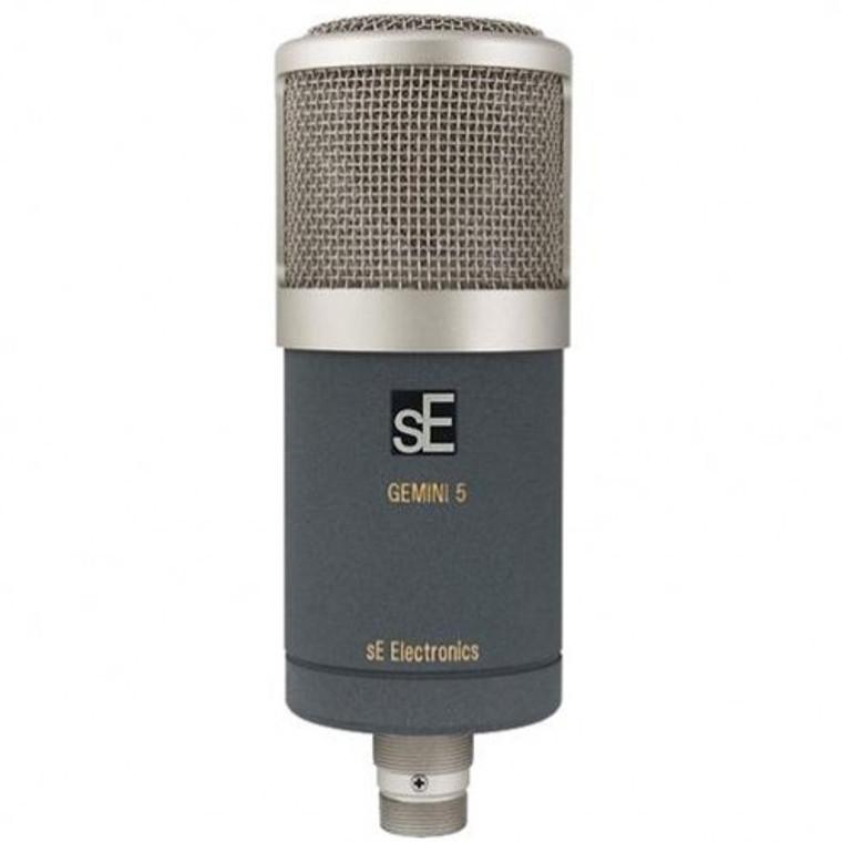 sE Gemini 5 Tube & FET Studio Microphone