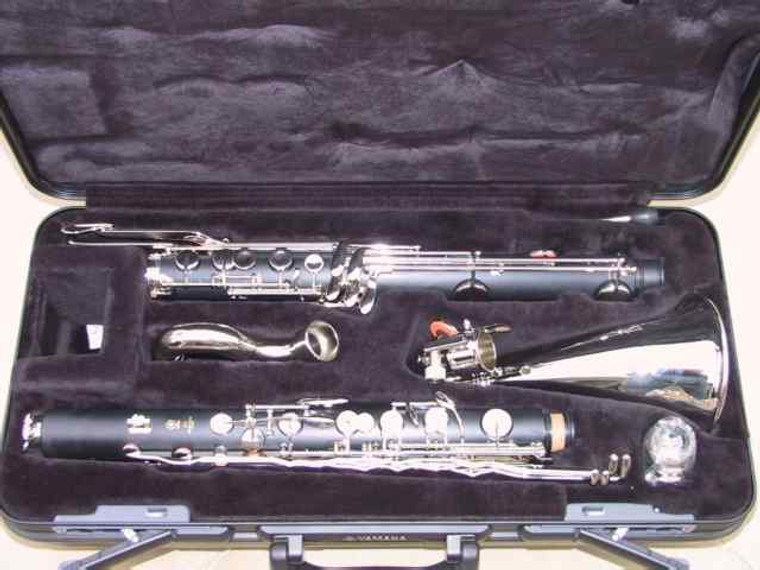 Yamaha YCL221 Student Bass Clarinet