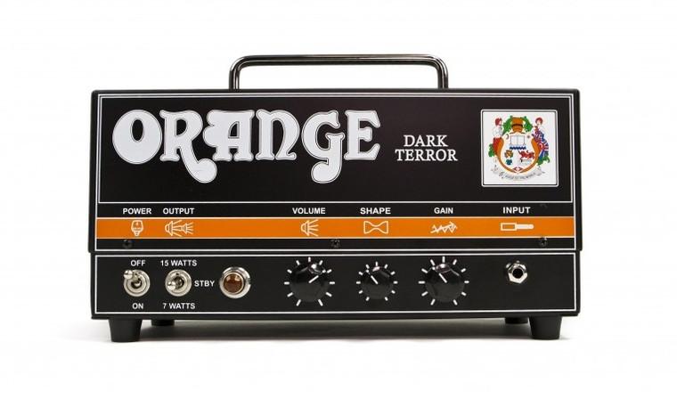 Orange Dark Terror Head