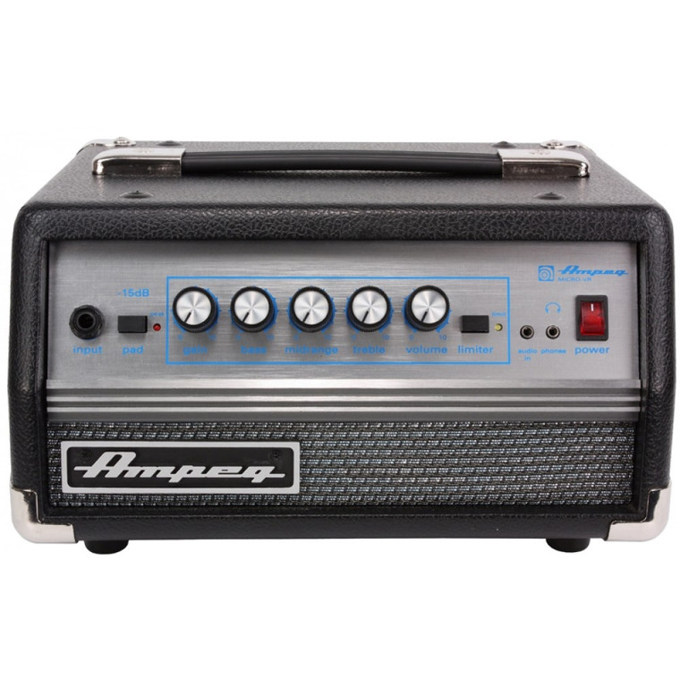 Shop online now for Ampeg MICRO-VRH 200w Vintage Reissue Micro Bass Amp Head. Best Prices on Ampeg in Australia at Guitar World.