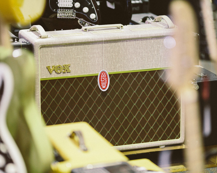 Vox AC30HW2 Hand Wired Guitar Combo Amp