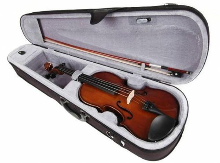 VALENCIA 1/2 STUDENT VIOLIN (HALF SIZE) Guitar World PH 07 5596 2588