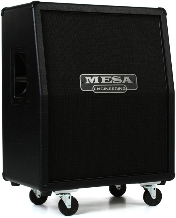"MESA /BOOGIE 2 x 12"" RECTIFIER VERTICAL SLANT SPEAKER CABINETGuitar World AUSTRALIA PH 07 55962588"