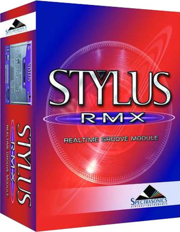 SPECTRASONICS STYLUS RMX VIRTUAL INSTRUMENTS SOFTWARE Guitar World AUSTRALIA PH 07 55962588